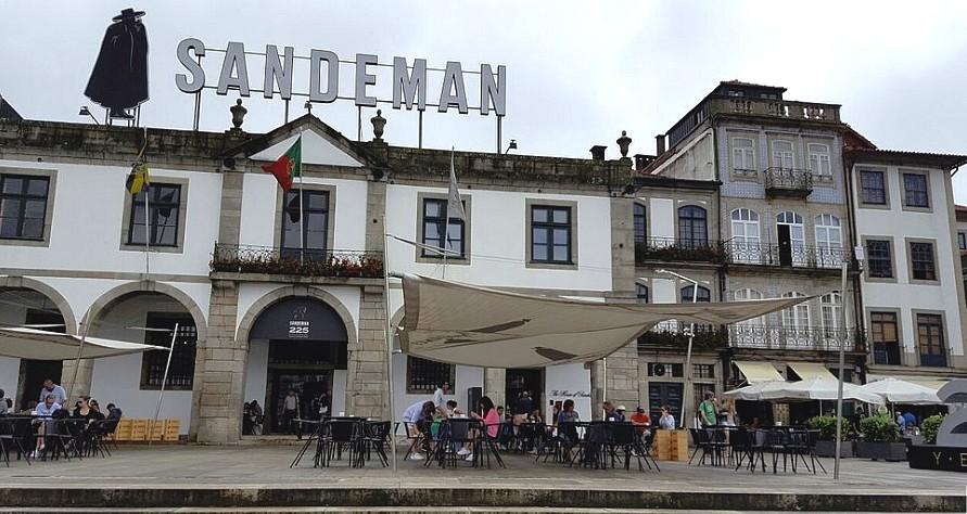 Sandeman caves (Vila Nova de Gaia) ©DR