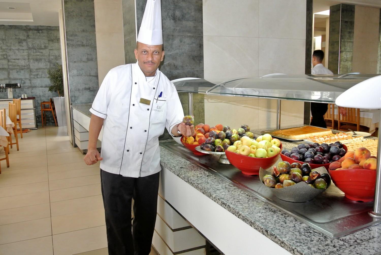 chef Hassen Hamdi ©JC.Boudet