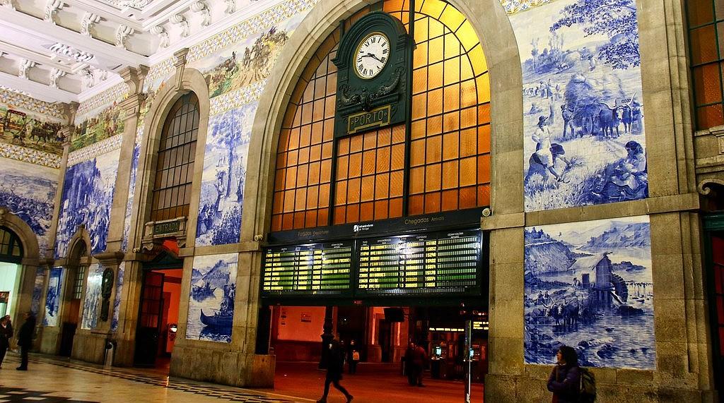 gare de Sao Bento ©DR