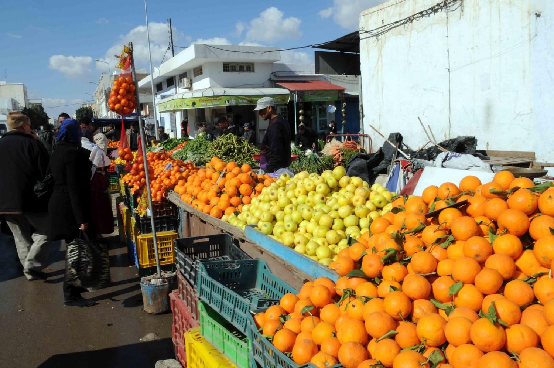 marché de Kairouan ©JC.Boudet