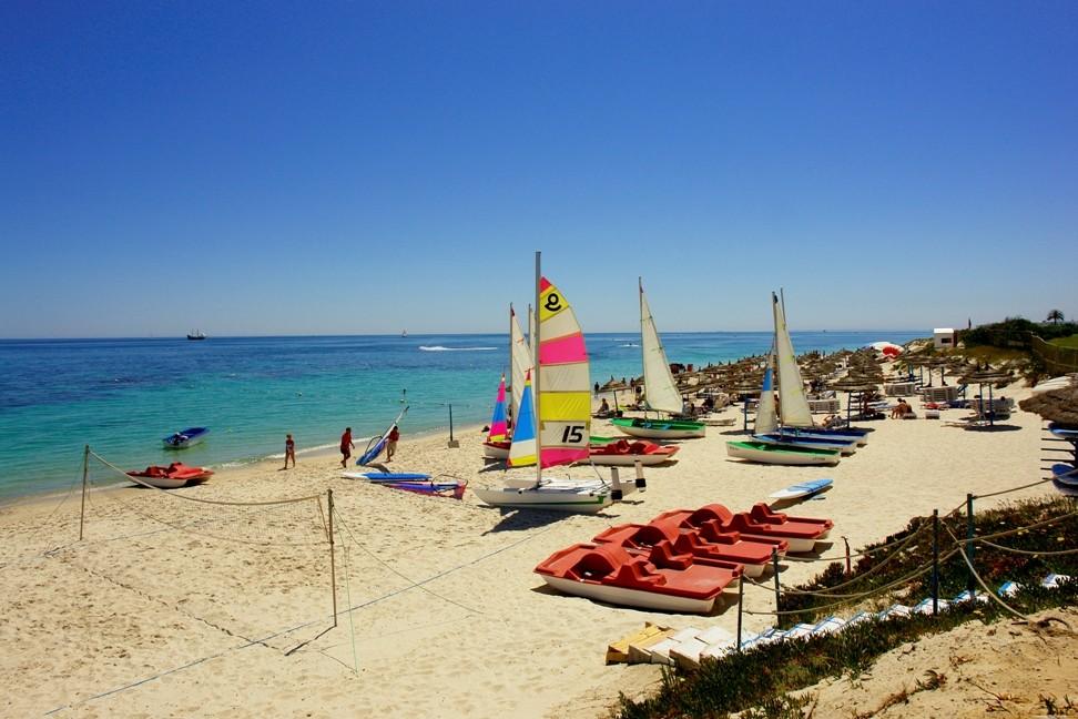 la plage ©JC.Boudet
