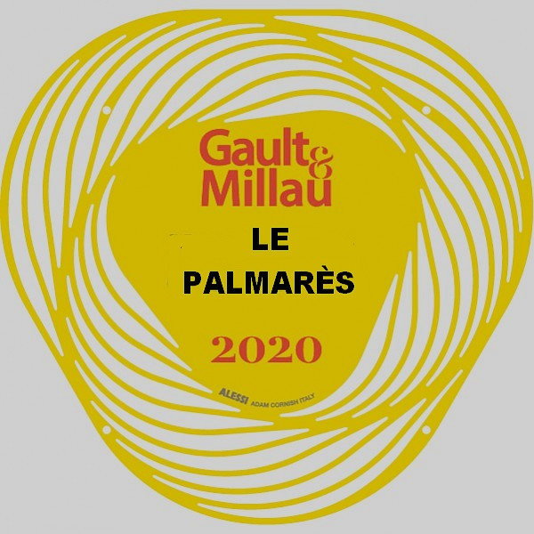 plaque gault & Millau le palmarès
