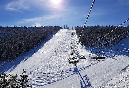 les plaisirs du ski ©DR