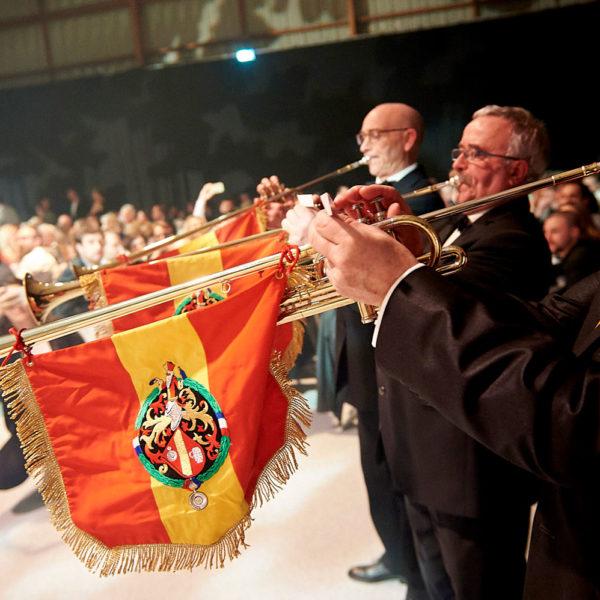 les trompettes de la renommée ©Studio Morfaux