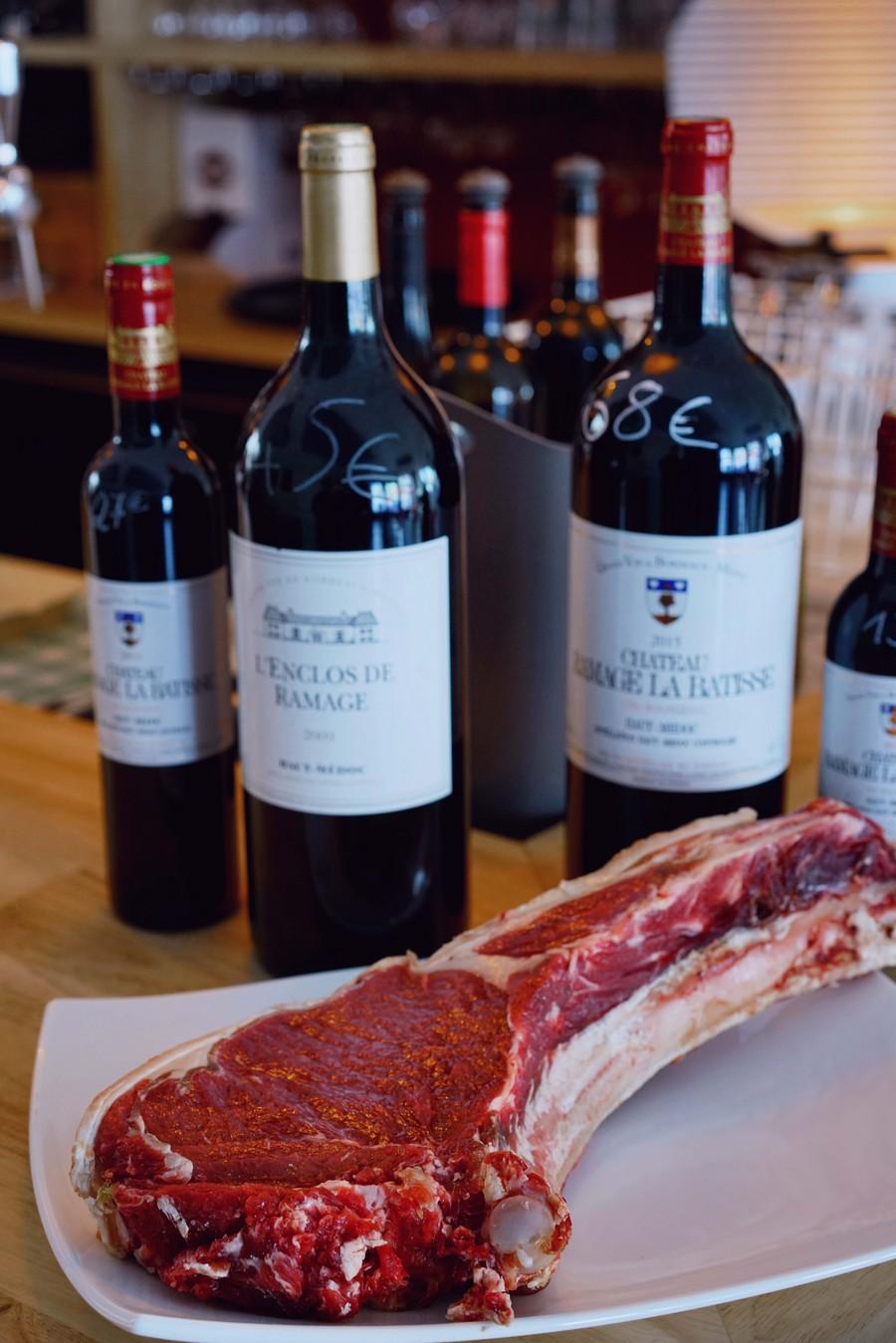 la fête de la viande et le vin ©William