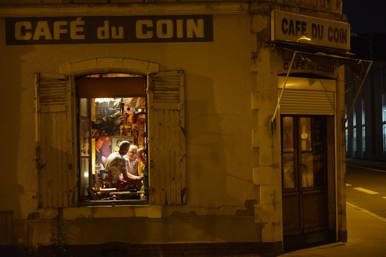 Le café du coin ©Jérôme Lourdais