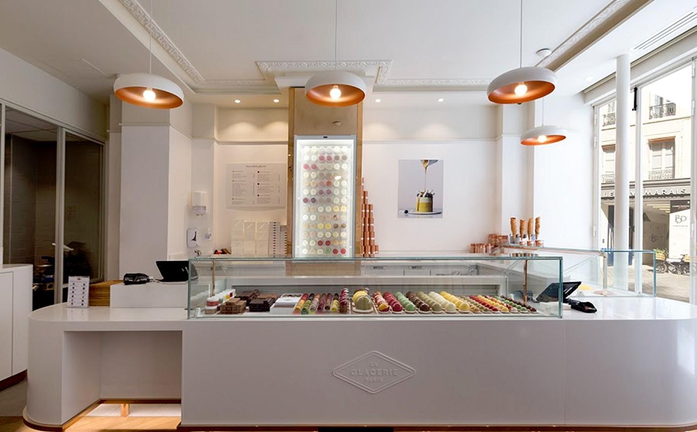 la Boutique La Glacerie ©Thierry Malry