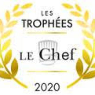 logo chef de l'année