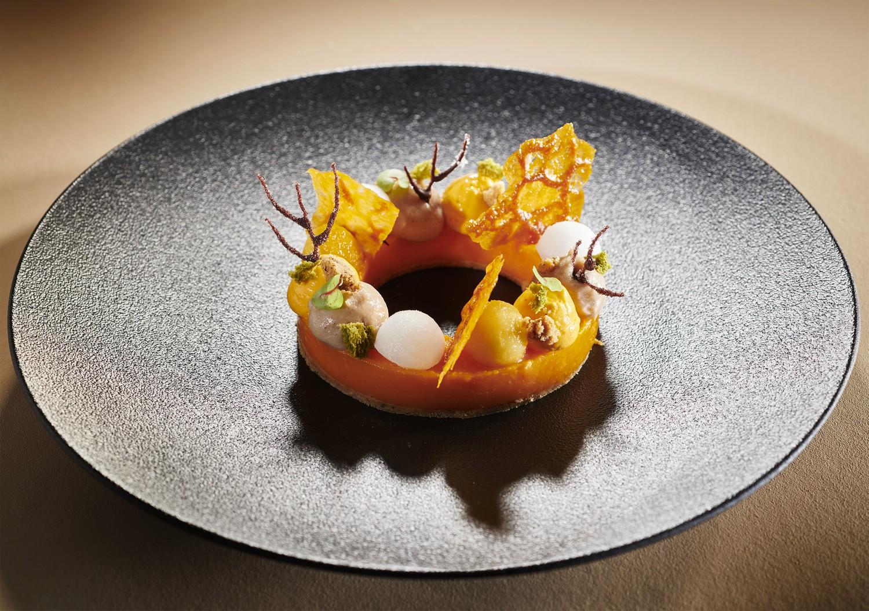 Dessert Gauthier Caloin ©Julien Bouvier studio