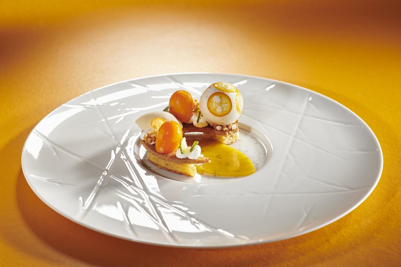 Dessert Morgane Raimbaud ©Julien Bouvier Studio