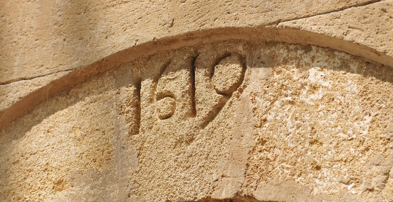 l'histoire gravée dans la pierre ©DR