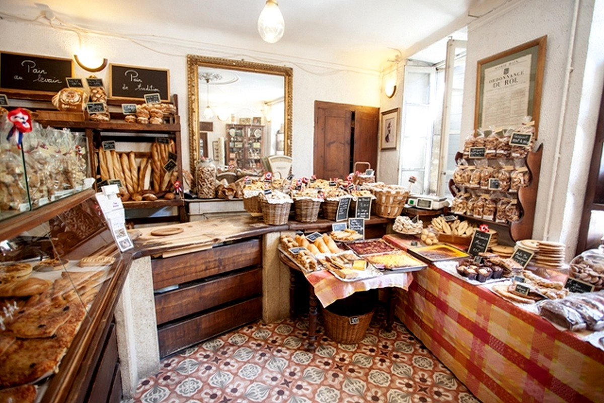 interieur de la boutique ©DR