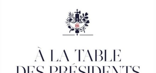 a la table des presidents vignette