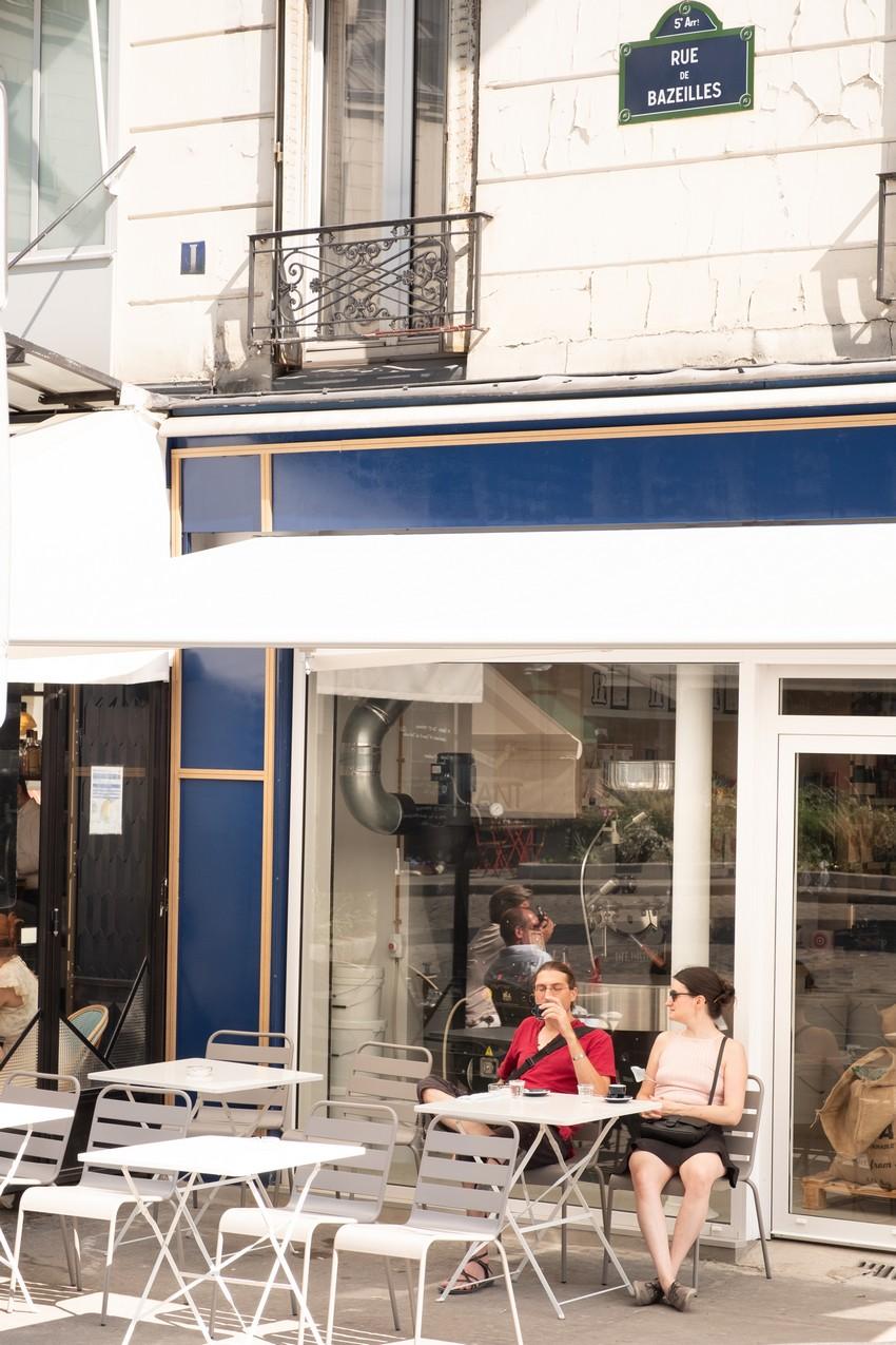 rue de bazeilles café terrasse©DR