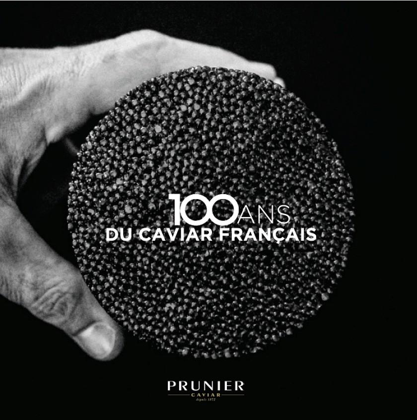 100 ans caviar français