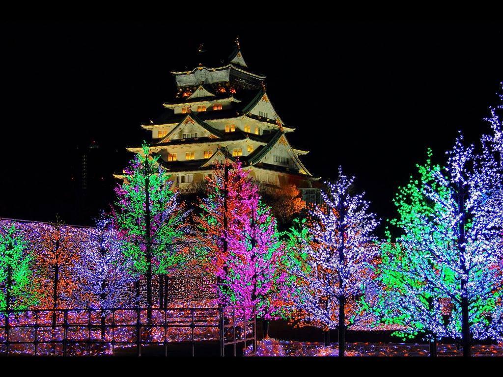 Joyeuses Fêtes à la japonnaise!