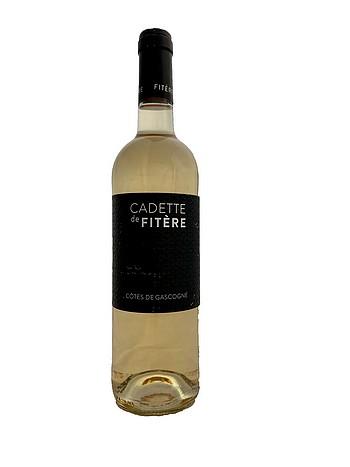 Vin Cote de Gascogne CADETTE DE FITERE 75cL (1)