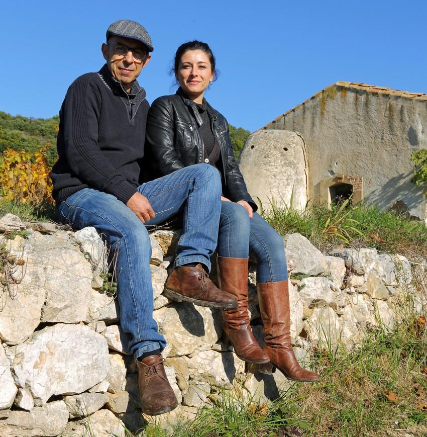 Sylvain et Désirée FADAT©DR