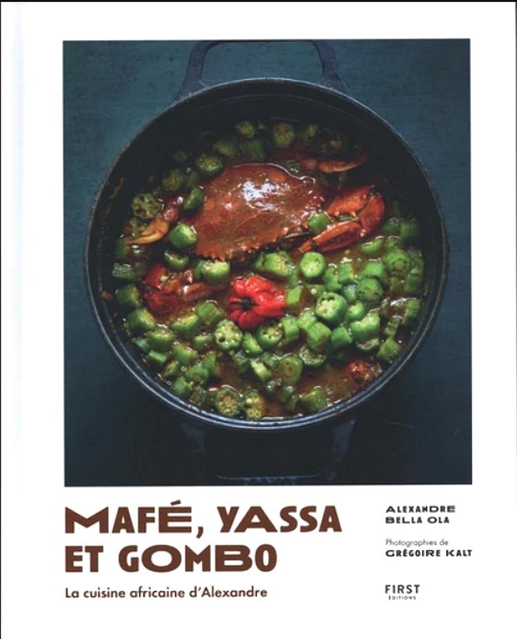 Mafe,yassa et gombo couv