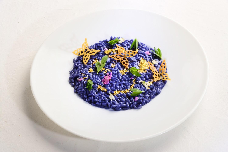 assiette signée Paolo Griffa