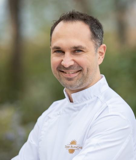 Le Chef Christophe SCHMITT ©DR