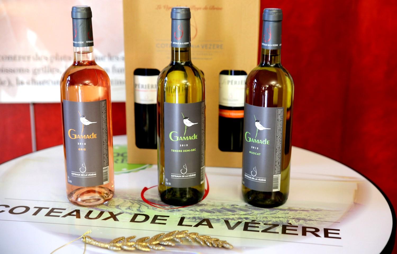 vins coteaux de la Vézère ©DR