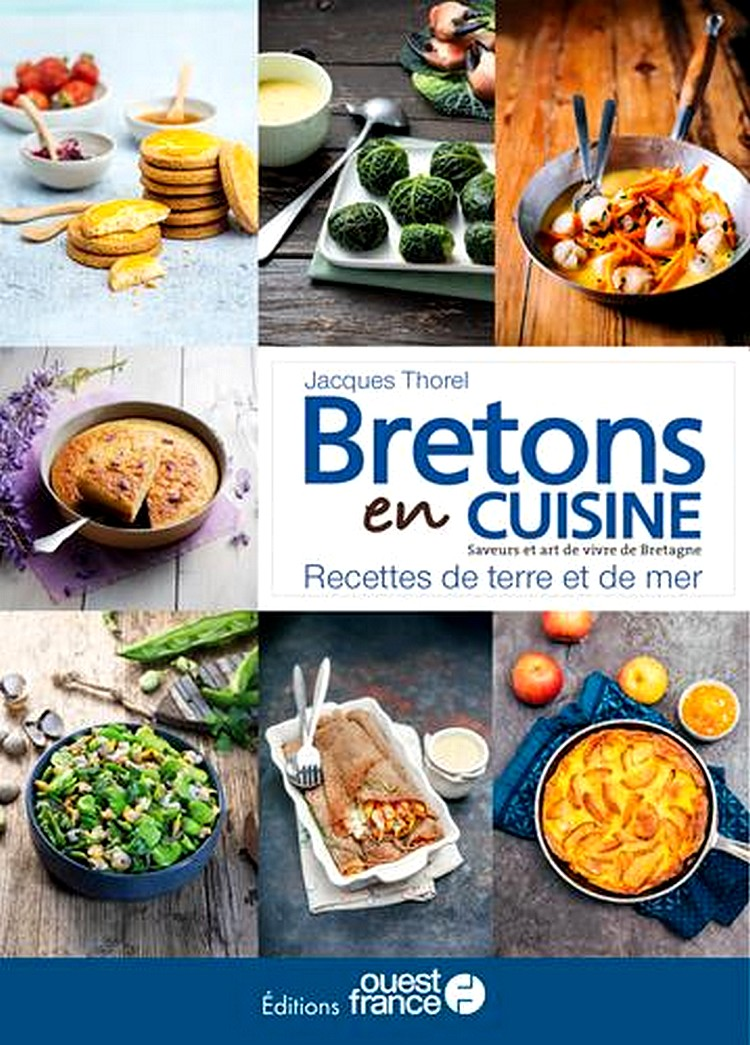 bretons cuisine terre mer livre