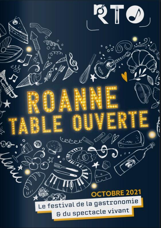 Roanne Table Ouverte 2021