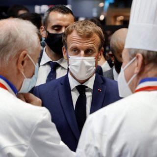 Emmanuel Macron à Lyon©DR