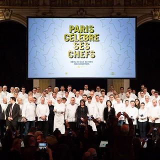 paris chefs étoilés