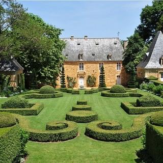 manoir et jardins d'Eyrignac