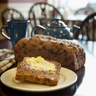 Barm Brack and Butter