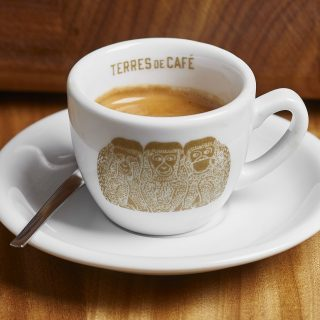 tasse terres de café Home