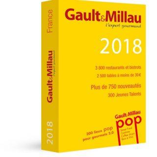 guide gault millau 2018