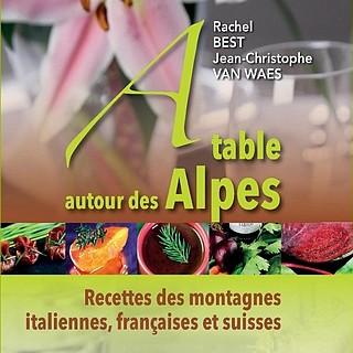 couv a table alpes vignette