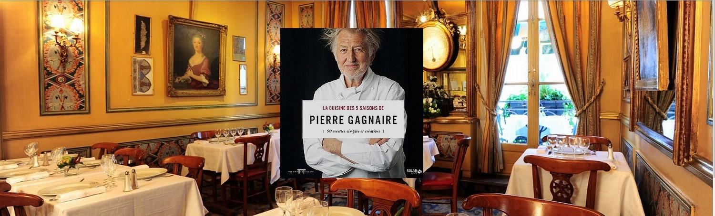 Pierre Gagnaire S Invite A La Carte Du Procope