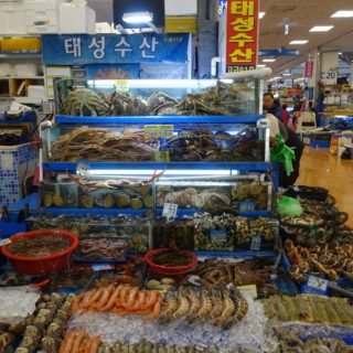 Rayon fruits de mer