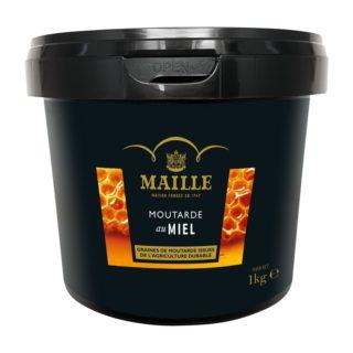 pot moutarde au miel 1KG Maille