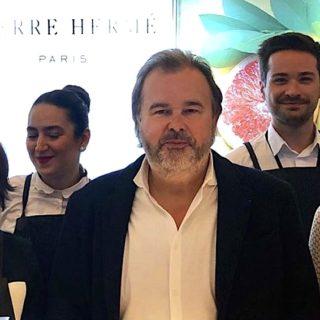 L'employeur Pierre Hermé ©DR