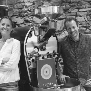 Caro et Gui LOSTSA Café home