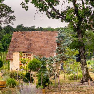 l'arboretum, la vigne et l'hôtel à insectes ©DR