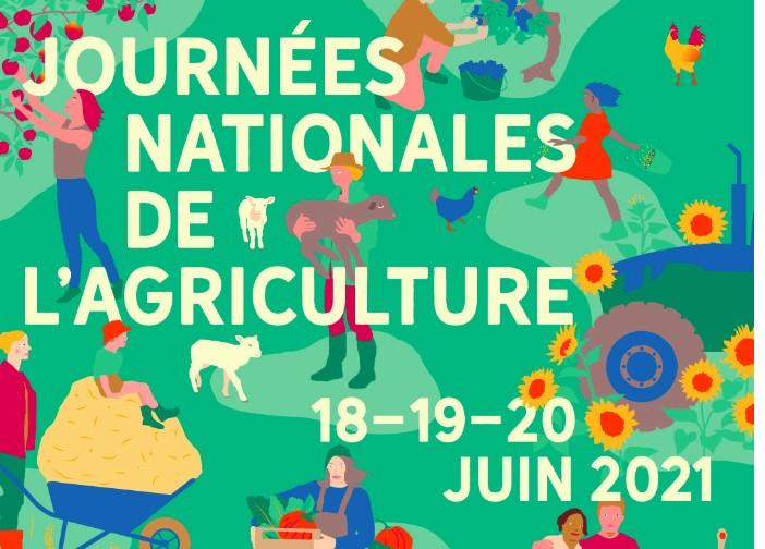 Journées de l'Agriculture - 18 au 20 juin 2021