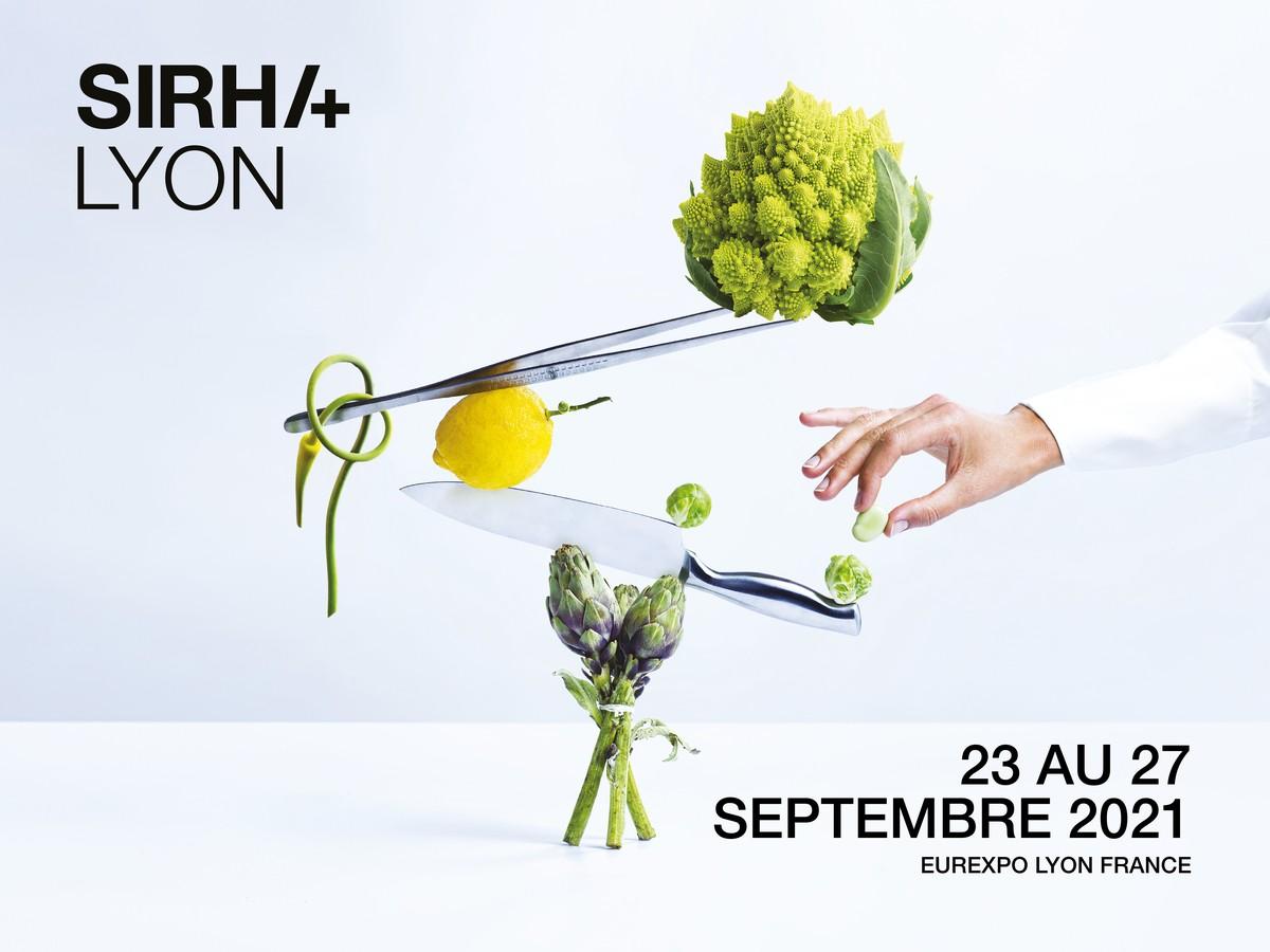 Sirha Lyon - 23-27 septembre 2021 - Eurexpo Lyon